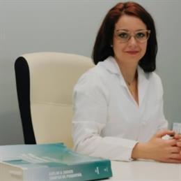 La psiquiatra del Hospital Quirónsalud Huelva Ana Sara Viedma.
