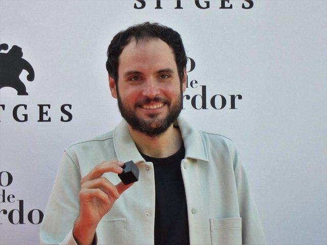 El director Alberto Evangelio presenta 'Visitante' en el Festival de Sitges