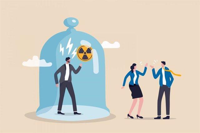 Archivo - Un lugar de trabajo estresante puede afectar nuestra salud mental.