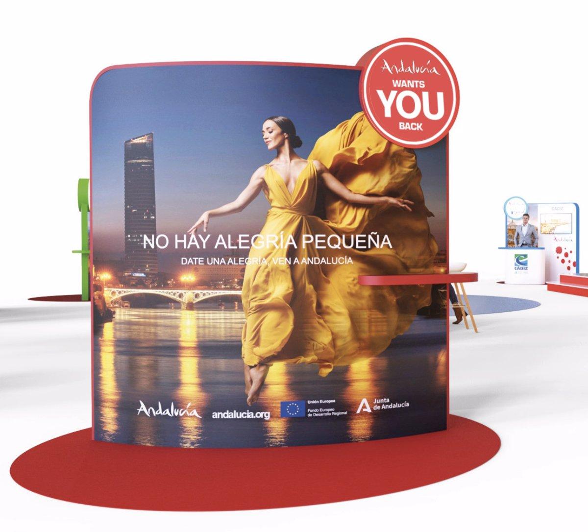 Andalucía se promocionará en ocho ciudades europeas emisoras de viajeros para recuperar turismo internacional