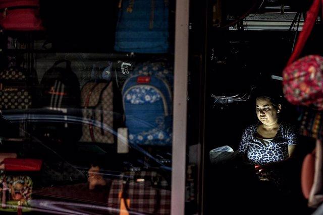 Imatge d'arxiu d'una apagada al Líban