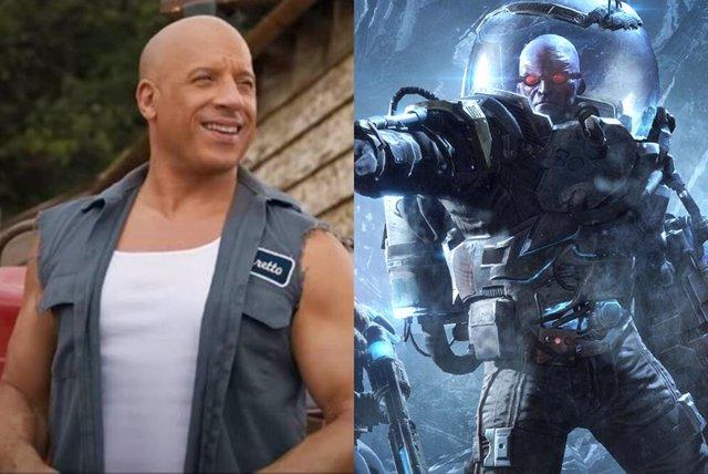 ¿Será Vin Diesel el nuevo Mr. Freeze?