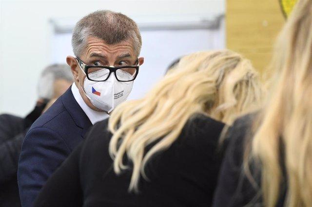 El primer ministre txec, Andrej Babis