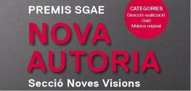 Premis SGAE Nova Autoria