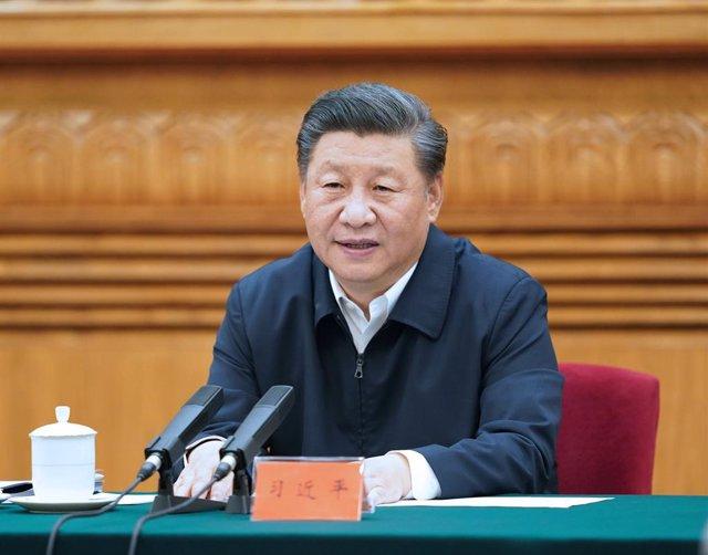 Archivo - Xi Jinping