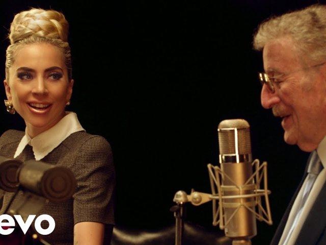 Tony Bennett y Lady Gaga lanzan un álbum colaborativo, 'Love For Sale'