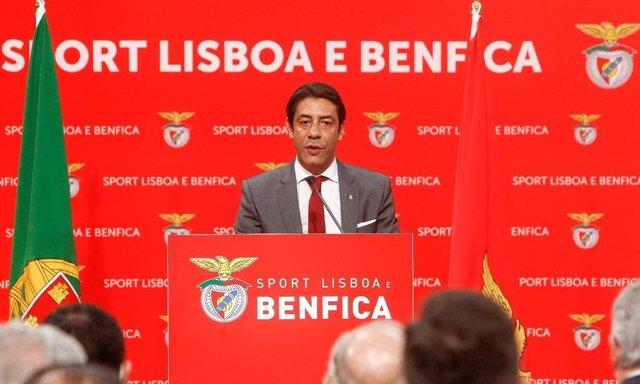 Rui Costa, elegido nuevo presidente del Benfica