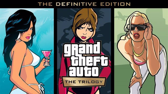 Grand Theft Auto: The Trilogy – The Definitive Edition.