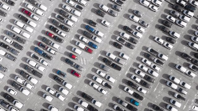 Aparcamiento de vehículos