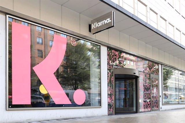 Archivo - Oficina de la fintech sueca Klarna en Estocolmo (Suecia).