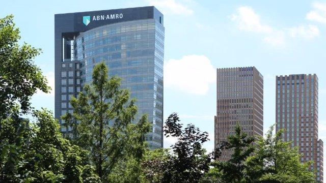 Oficinas de ABN Amro.