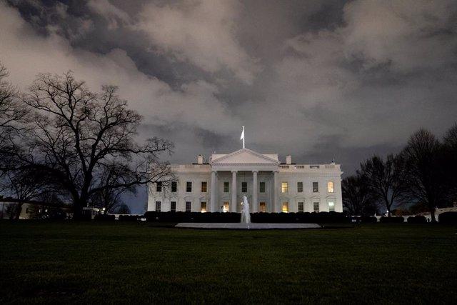 Archivo - Imagen de archivo de la Casa Blanca.