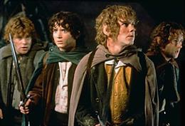 Archivo - Los Hobbits de El Señor de los Anillos