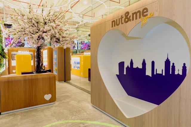 Calconut abre la primera 'flagship' de Nut&Me del mundo en Lima (Perú)