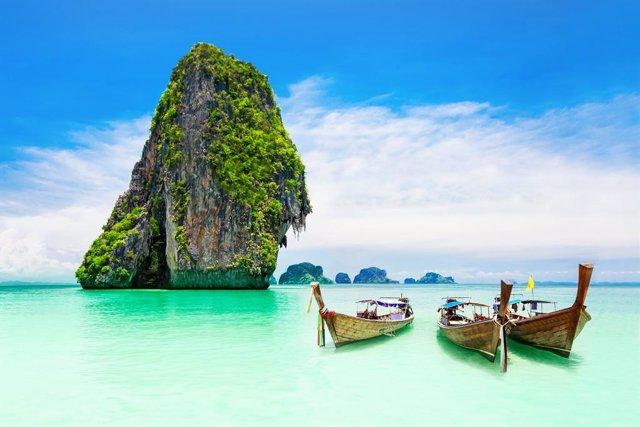 Archivo - Imagen de archivo de Phuket.