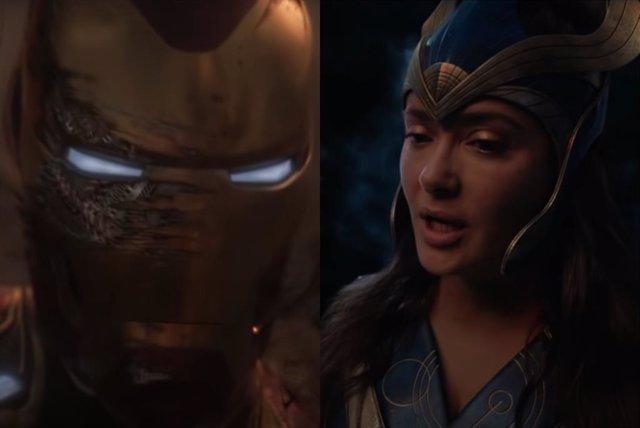 La conexión entre los Vengadores y Eternals