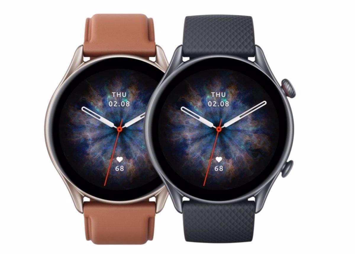 Portaltic.-Amazfit presenta sus tres nuevos relojes para monitorizar la actividad física, el bienestar y la salud mental