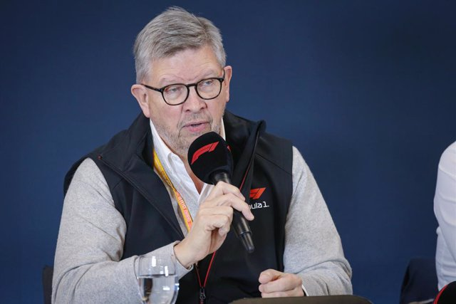 Archivo - BRAWN Ross (gbr), Managing Director of motorsport Formula One Group, portrait 20021 régulations press conference during the 2019 Formula One World Championship, United States of America Grand Prix from november 1 to 3 in Austin, Texas, USA - Pho