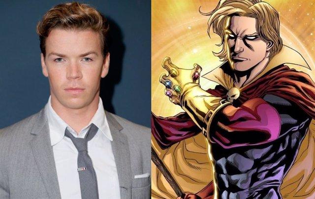 Adam Warlock llega al Universo Marvel: Will Poulter interpretará al personaje en Guardianes de la Galaxia vol. 3