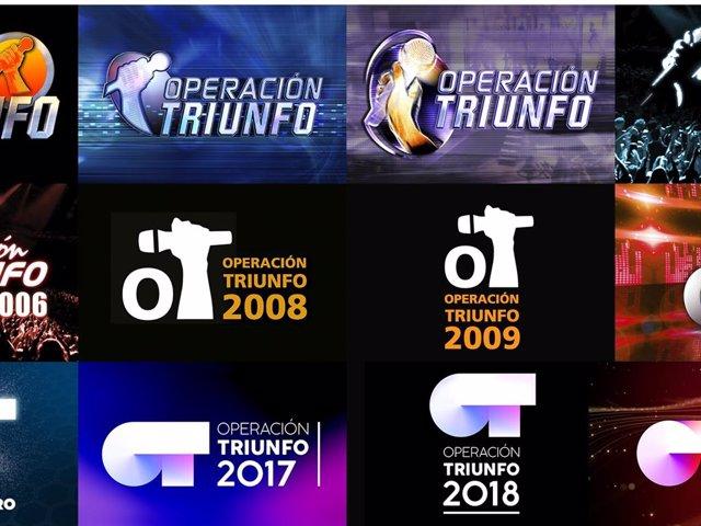 Operación Triunfo cumple 20 años