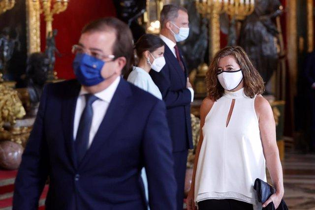 Armengol reivindica en Madrid un país