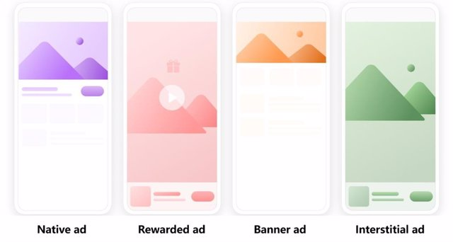 HUAWEI Quick App: Extensive Ad Formats