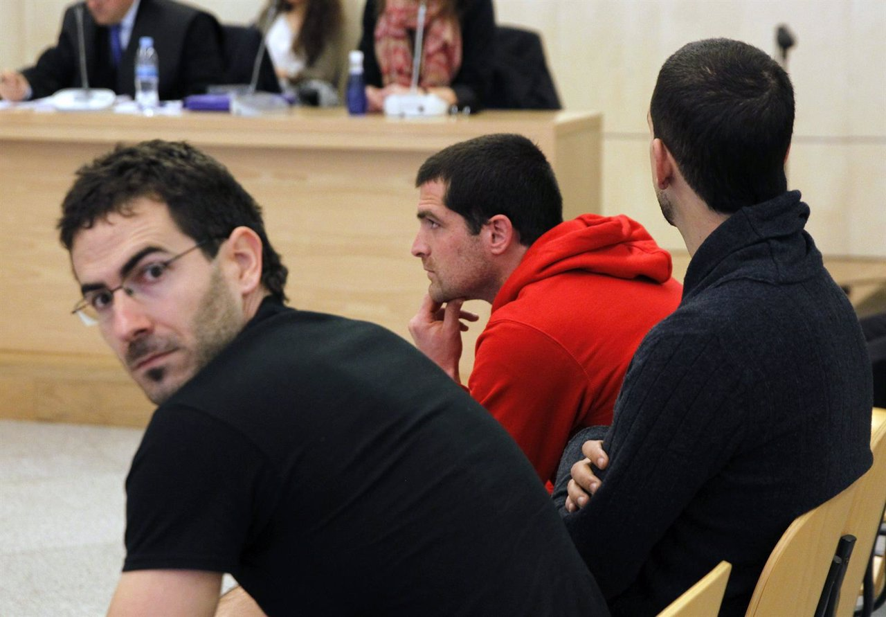 El exjefe militar de ETA Jurdan Martitegi acepta dos años y seis meses de prisión por actos de kale borroka en Vizcaya