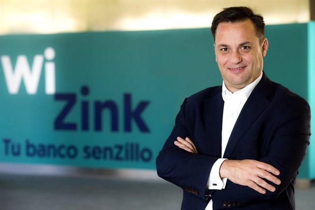 Archivo - El consejero delegado de WiZink, Miguel Ángel Rodríguez Sola.