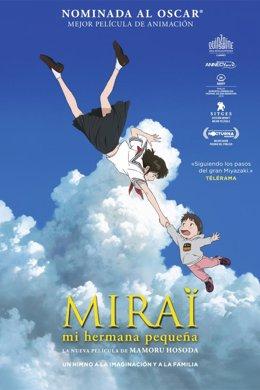 Cartel de la película que se proyectará en los Yelmo Cines Premium.