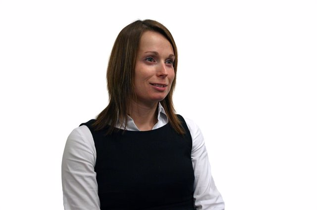 Archivo - La responsable de retorno absoluto y cogestora del fondo Responsible Global Asset Strategies de Abrdn, Katy Forbes