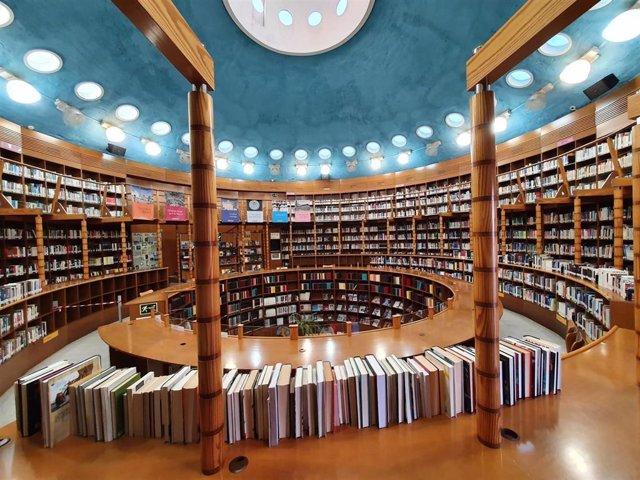 Archivo - Biblioteca Depósito del sol de Albacete