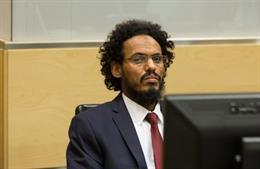 Archivo - Ahmad al Faqi al Mahdi, acusado de crímenes de guerra en Mali