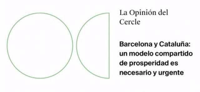 """Arxiu - El Cercle d'Economia, decebut amb Govern i Barcelona: """"Arrisquen el futur de tots"""""""