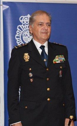 Archivo - El comisario principal José Antonio Togores Guisasola