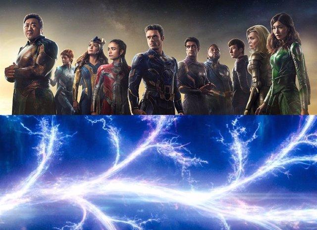 Eternals quedará al margen del caos del Multiverso Marvel