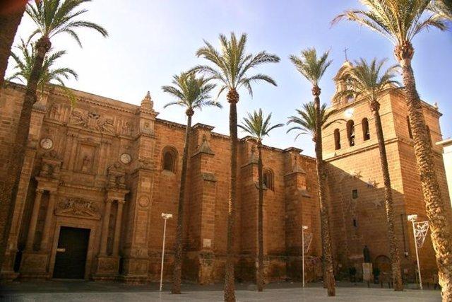 Archivo - Catedral de Almería (archivo)