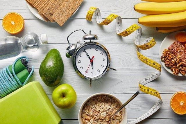 Archivo - IMEO recomienda apostar por los hábitos saludables en la comida