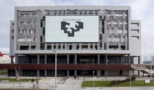 Archivo - Campus de la UPV/EHU en Leioa (Bizkaia)