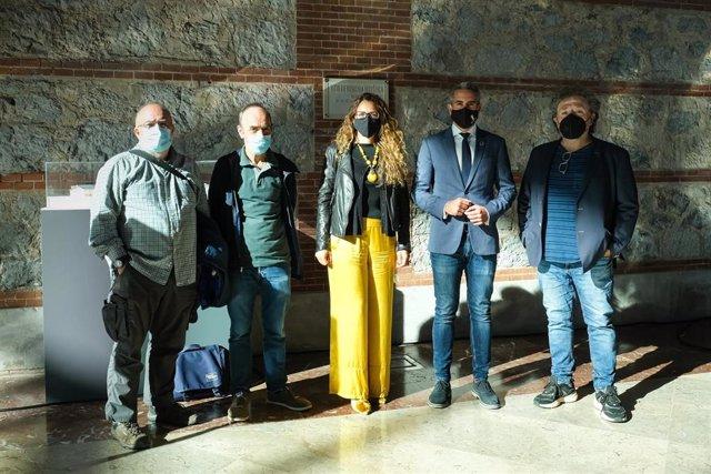 Presentación del acto de conmemoración del 40ª aniversario del 'Caso Almería'