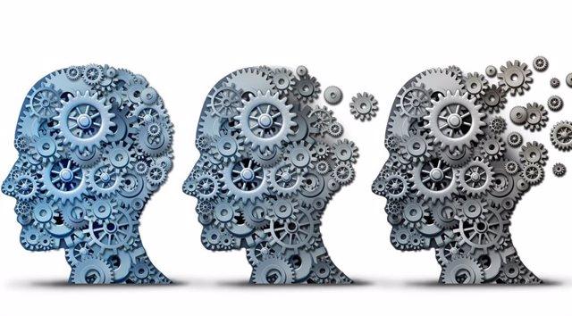 Archivo - Alzheimer Dementia Brain Disease