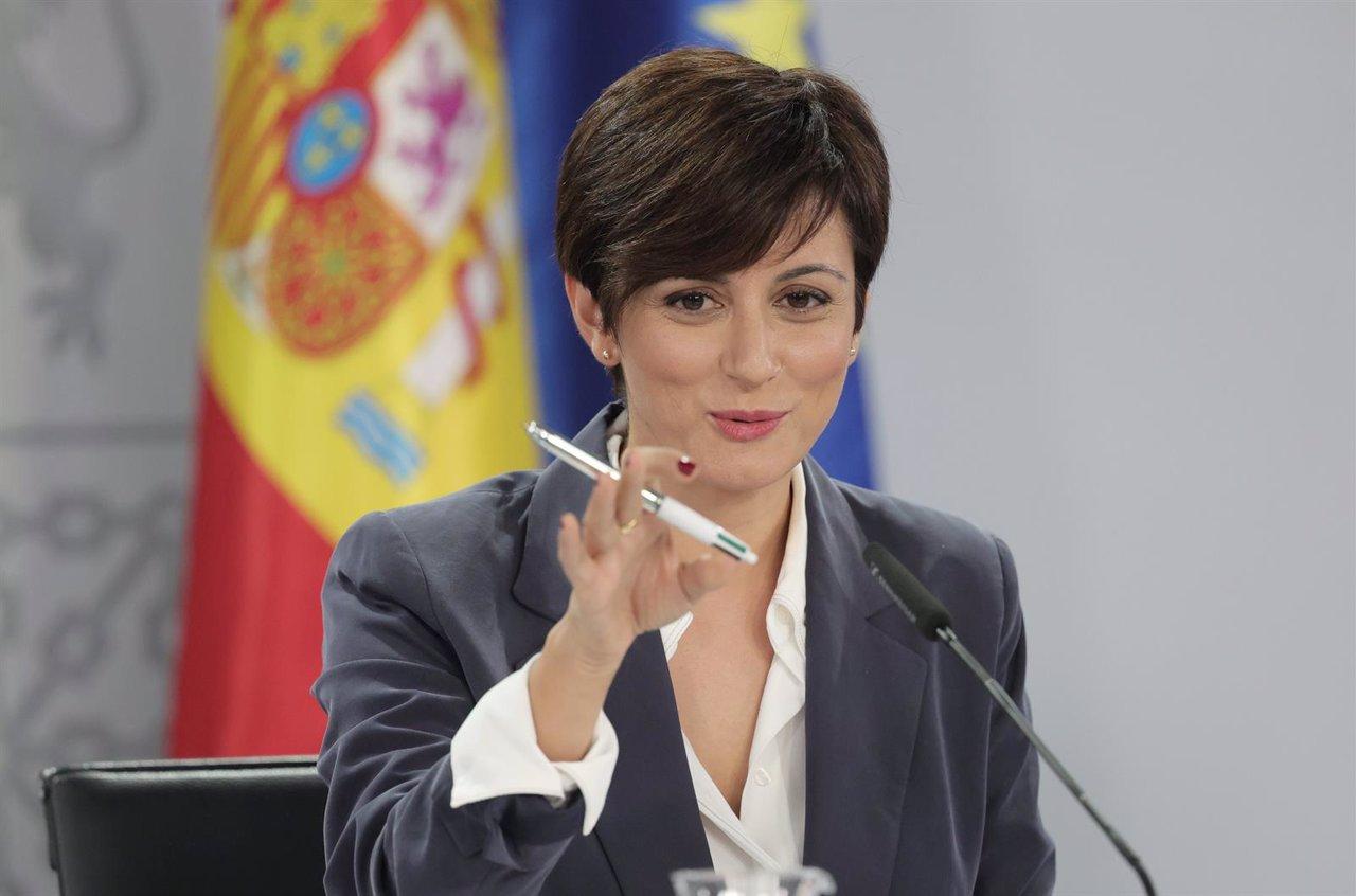 La ministra portavoz niega gestión alguna sobre Puigdemont: