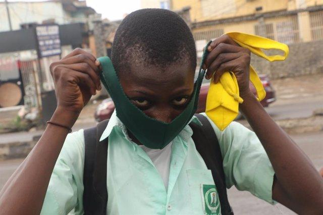 Archivo - Coronavirus en Nigeria