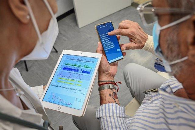Nueva APP para pacientes oncológicos