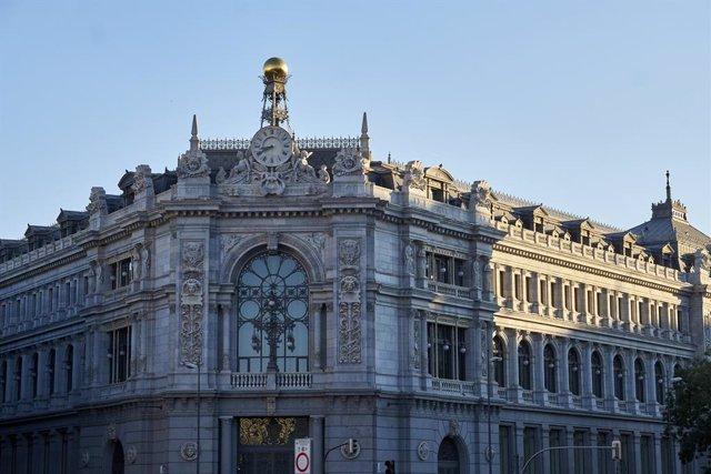 Archivo - El Banco de España