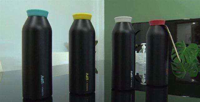 La Universitat Politècnica de València llança l'aplicació mòbil UPV Water per a reduir el consum de botelles d'aigua de plàstic