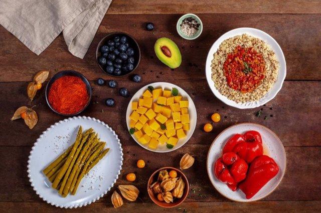 Archivo - Alimentos peruanos
