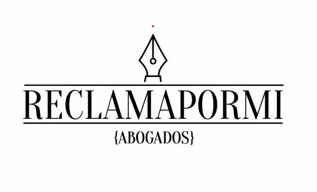 Archivo - Logo de la plataforma de abogados Reclama Por Mí.