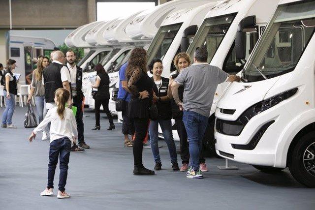 El Saló del Caravaning comptarà amb més de 130 empreses expositores i 600 vehicles