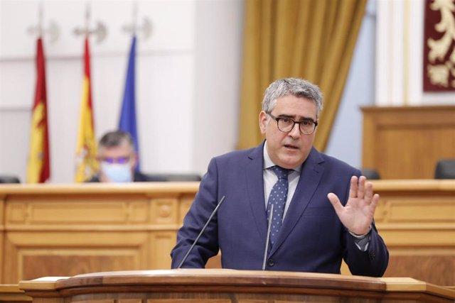 El diputado del PP en las Cortes de C-LM Miguel Ángel Rodríguez