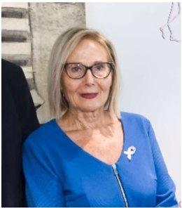 Archivo - María Antonia Gimón, nueva presidenta de la Federación Española de Cáncer de Mama
